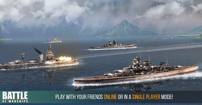 Battle of Warships APK indir [v1.62.2]