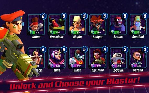 Blast Squad APK Android indir [v0.26]