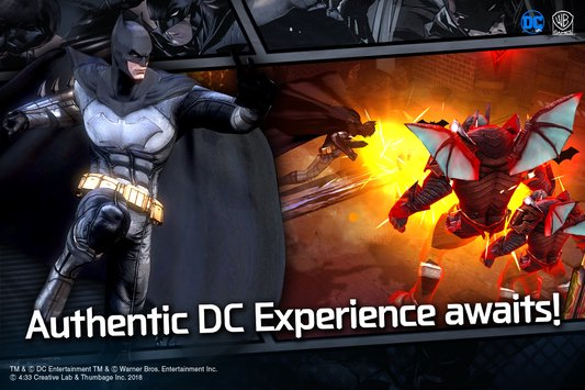 DC UNCHAINED APK indir [v1.0.67]