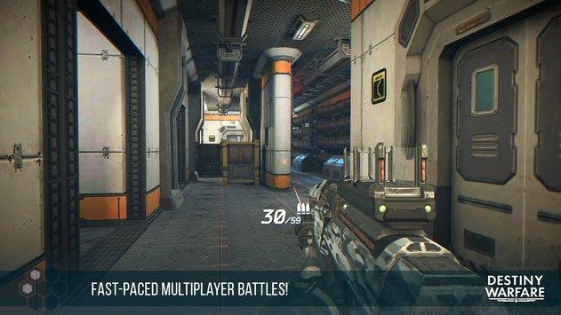 Destiny Warfare APK Hileli Mod indir [v1.1.5]