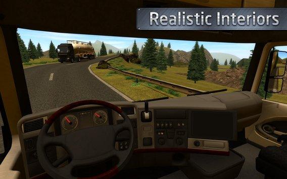 Euro Truck Simulator 2 APK Tam Sürüm indir [v1.5.0]