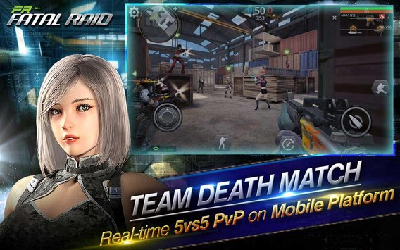 Fatal Raid APK indir [v1.5.366]