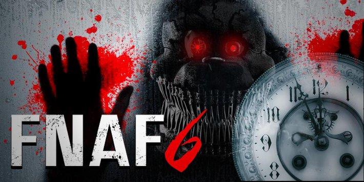 FNAF 6 APK indir [v1.1]
