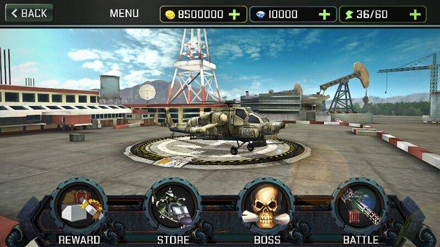 Helikopter Saldırısı 3D APK Ücretsiz Tam Sürüm indir [v1.0.7]