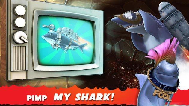 Hungry Shark Evolution APK indir [v5.5.0]