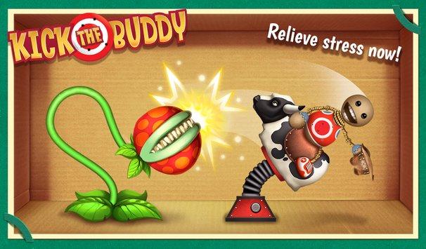 Kick the Buddy Hile APK Para Hileli indir [v1.0.0]