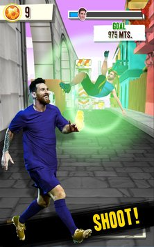 Messi Runner World Tour APK indir [v2.1.4]