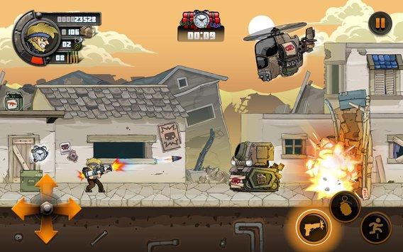 Metal Soldiers 2 APK Savaş Oyunu indir [v1.6]