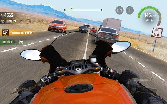Moto Traffic Race 2 APK Tam indir [v1.13]