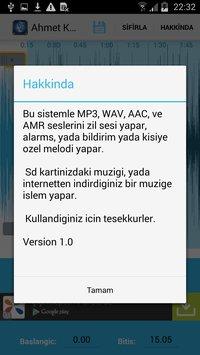 Mp3 Kesici APK indir [v1.1]
