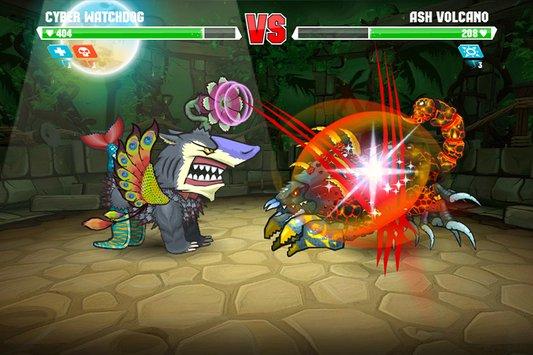 Mutant Fighting Cup 2 APK Para Hileli Mod indir [v1.4.3]