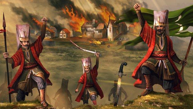 Osmanlı Savaşları APK indir [v2.8]