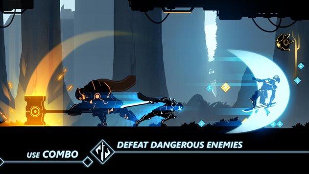 Overdrive Ninja Shadow Revenge Mod Hileli APK indir [v1.1.8]