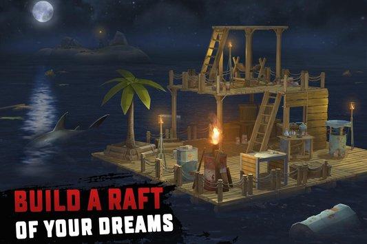 RAFT Original Survival Game APK Tam Sürüm indir [v1.32]