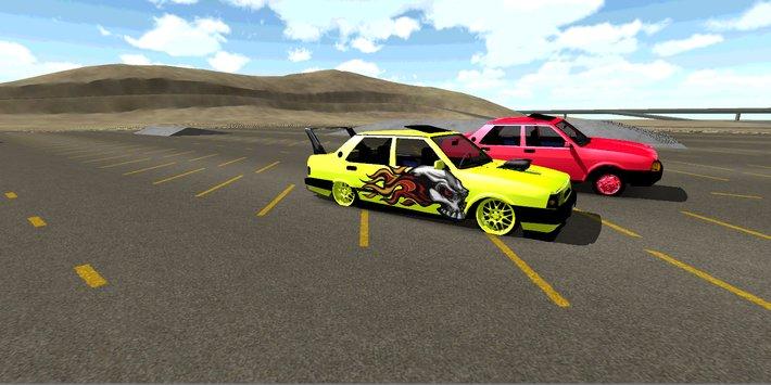 Şahin Modifiye ve Drift 3D APK indir [v1.0]