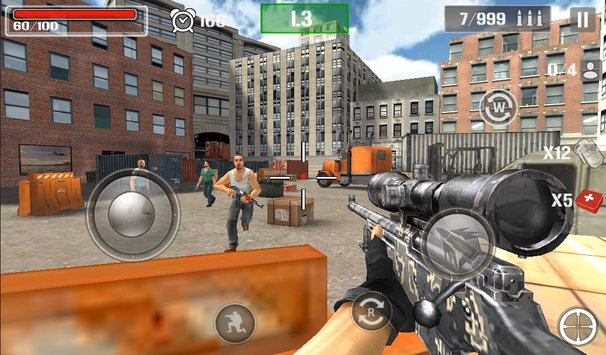 Shoot Hunter Gun Killer APK indir [v1.0.5]