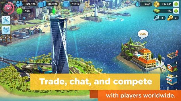 Simcity APK 2018 Hileli Mod indir [v1.21.2.71]
