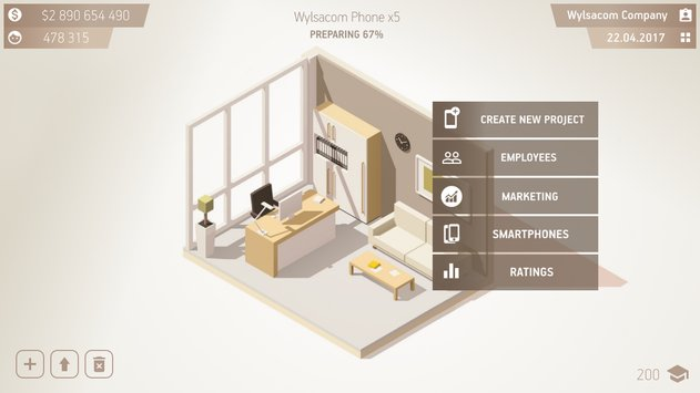 Smartphone Tycoon APK indir [v1.0.8]