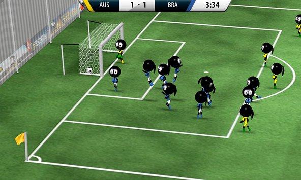 Stickman Soccer 2016 APK indir [v1.4.2]