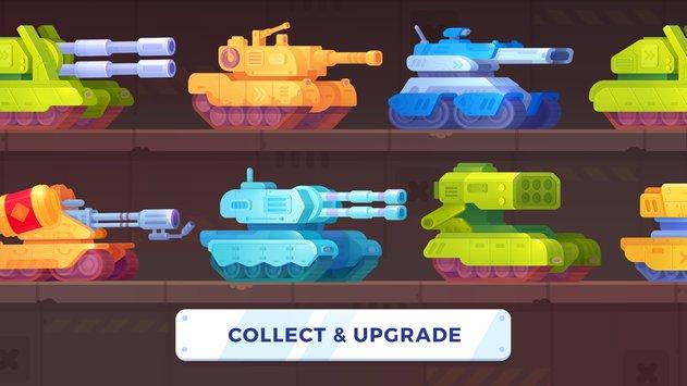 Tank Stars Hileli APK Mod indir [v1.1]