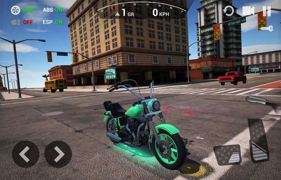 Ultimate Motorcycle Simulator APK indir [v1.8]