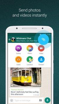 WhatsApp APK indir Android 2.3 ve Üzeri İçin [v2.17]
