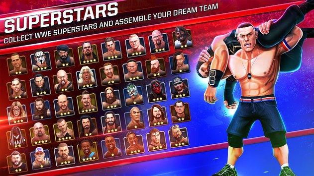 WWE Mayhem APK indir [v1.0.16]