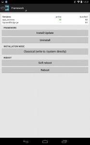 Xposed Installer APK indir [v3.1.1]